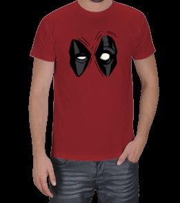 Envy - Deadpool Face Erkek Tişört