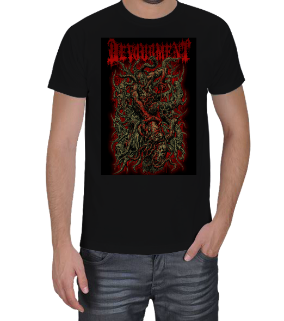 Devourment Tshirt Erkek Tişört