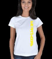 Conscious - Die Antwoord T-shirt Kadın Tişört