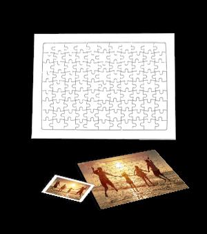 Tisho - Dikdörtgen Puzzle