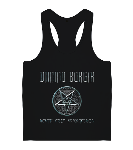 mk1500spor - Dimmu Borgir Erkek Body Gym Atlet