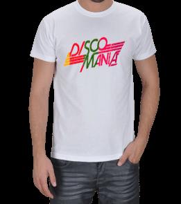 raven - disco mania Erkek Tişört