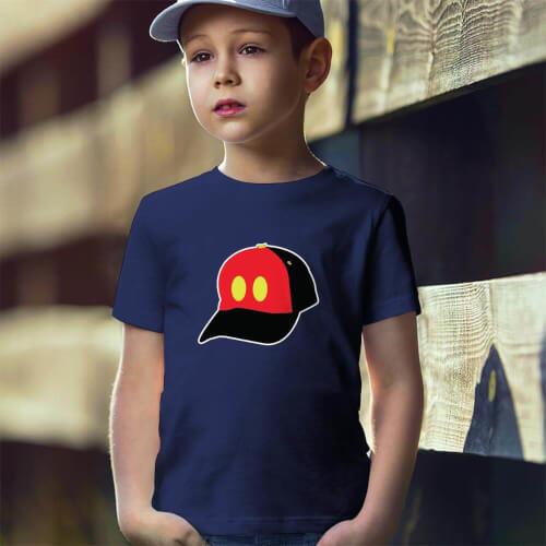 Tisho - Disney Temalı Erkek Çocuk Tişört - Tekli Kombin