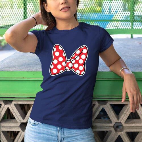 Tisho - Disney Temalı Kadın Tişört