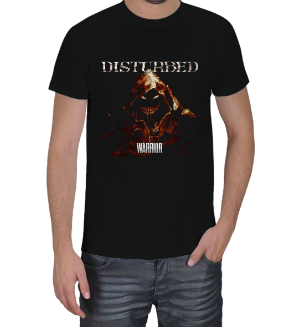 tişört4 - Disturbed Erkek Tişört