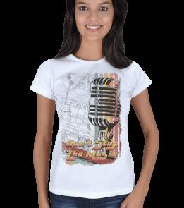 CNL Style - Dont Stop the Music Kadın Tişört