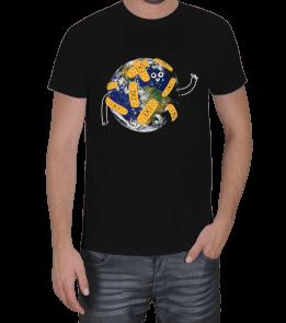 cansudan - earth Erkek Tişört