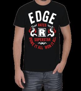 Güreş Market - Edge - Rated R Done Erkek Tişört