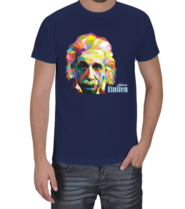 Dreamland Universe - Einstein Erkek Tişört