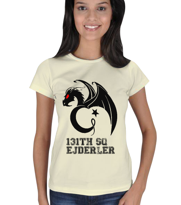Aviation - Ejder Filo Kadın Tişört