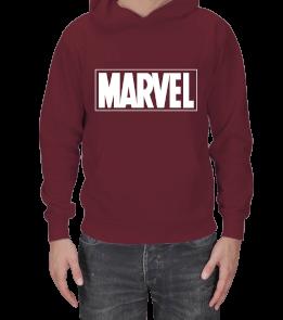 Geek-Shirt - Erkek Kırmızı Marvel Sweet Erkek Kapşonlu