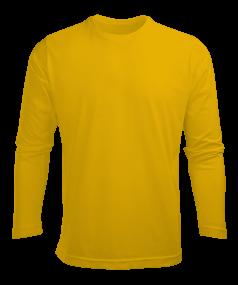Tisho - Erkek Uzun Kol Yazlık Tişört