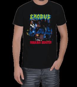 tişört4 - Exodus Erkek Tişört