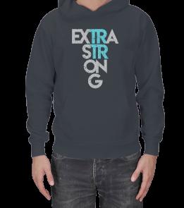 IRC Design - Extra Strong Erkek Kapşonlu