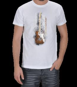 Mermaid - Fender Erkek Tişört