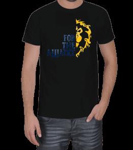 Anizm - For The Alliance T-Shirt Erkek Tişört