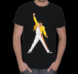 mc - Freddie Mercury Erkek Tişört