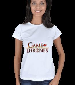 Rex Store - Game Of Thones Kadın Tişört