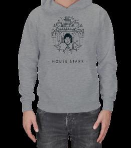 İlksin Shop - Game of Thrones Erkek Kapşonlu