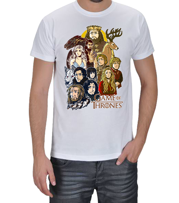 Efsaneler - Game Of Thrones Erkek Tişört