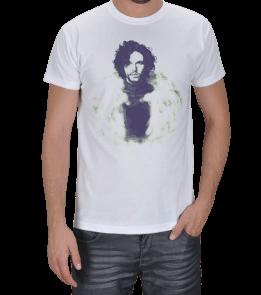 Tişörtcü Yusuf - Game Of Thrones Jon Snow Erkek Tişört