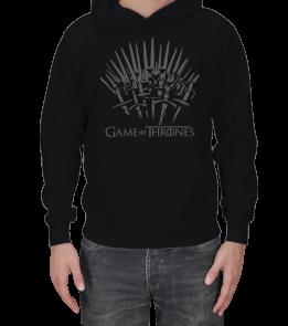TisörtÇarşısı - Game Of Thrones Kapşon Erkek Kapşonlu