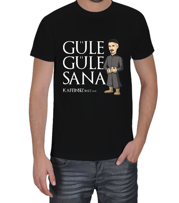 KafeinSiz - Game of Thrones LITTLEFINGER Erkek Tişört