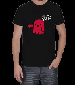 Techno - Ghost Hayalet Erkek Tişört