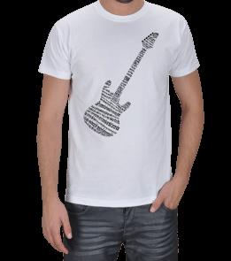 Bim - Gitar Erkek Tişört