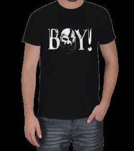 Turuncu Oda Tasarım - God of War | Boy Baskılı Erkek Tişört