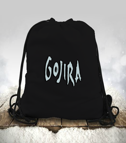 mk1500spor - Gojira Büzgülü spor çanta