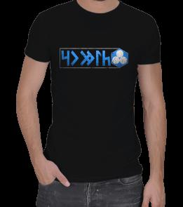 Göktürkler - Göktürkçe Timur yazısı ve Timurun bayrağı Erkek Spor Kesim