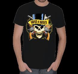 Licer - Guns N Roses Erkek Tişört