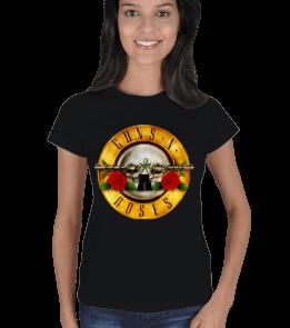 Licer - Guns N Roses Kadın Tişört