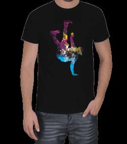 Geometri Adam - Geometry Man - Hip Hop Erkek Tişört