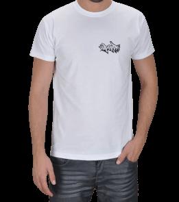 Özgür Klavye - Hiphop Graffiti Erkek Tişört