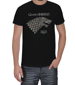 SIRIUS - House Stark Classic Erkek Tişört
