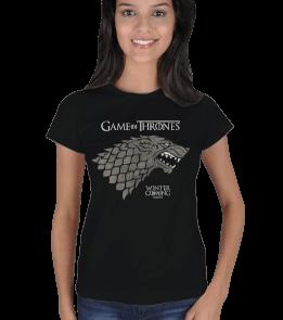 SIRIUS - House Stark Classic Kadın Tişört