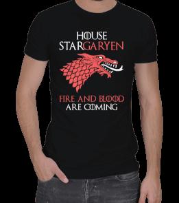 Tasarım Atölyesi - House Stark-Targaryen Erkek Spor Kesim