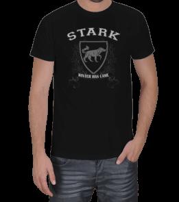 AydınShop - House Stark Tshirt Erkek Tişört