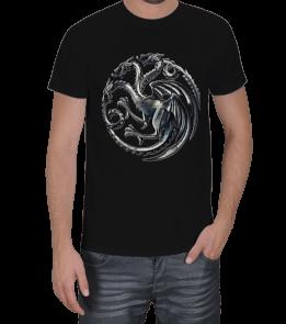 League of T-Shirts - House Targaryen T-shirt Erkek Tişört