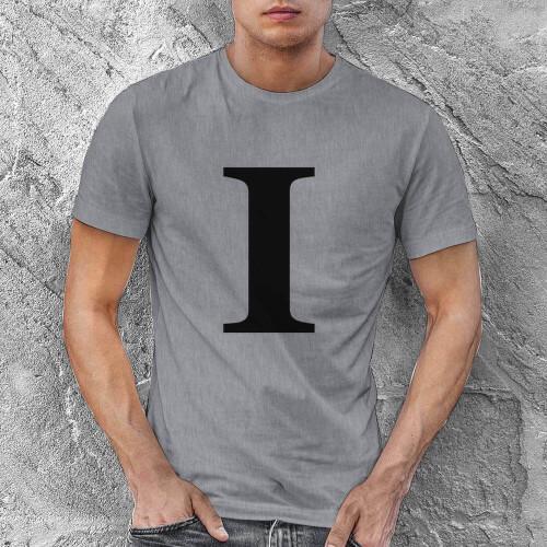 I Love U Erkek Tişört - Tekli Kombin - Thumbnail