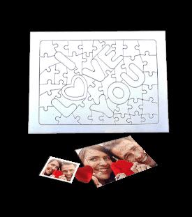 Tisho - I Love You Puzzle