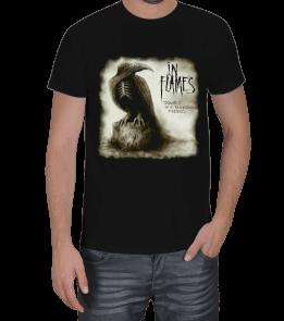 Tishop - In Flames Erkek Tişört