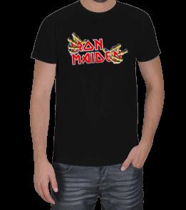 iron maiden Erkek Tişört