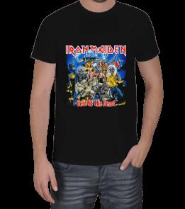 Tishop - Iron Maiden Erkek Tişört