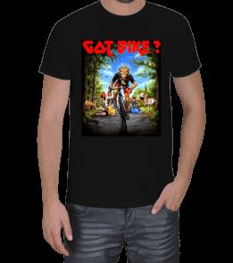 YARASA - Iron Maiden - GOT BIKE ? Erkek Tişört