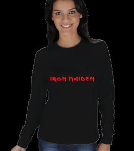 iron maiden KADIN SWEATSHIRT