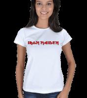 Rockn Roll Shop - Iron Maiden Kadın Tişört