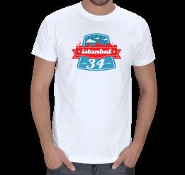 mc - İstanbul 34 Erkek Tişört
